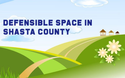 Defensible Space in Shasta County